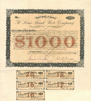 St. Louis Bank Note Company