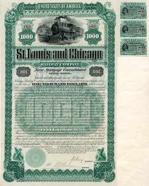 St. Louis and Chicago Railway Company