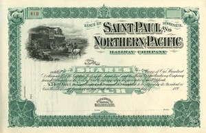 Saint Paul and Northern Pacific