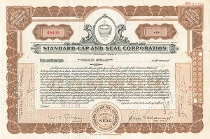 Standard Cap and Seal Corporation