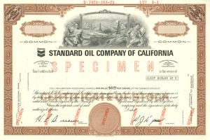 Standard Oil Company of California