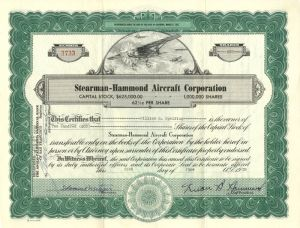 Stearman-Hammond Aircraft Corporation