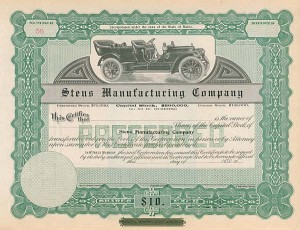 Stens Manufacturing Company