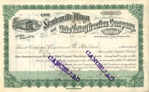 Steubenville Mingo and Ohio Valley Traction Company