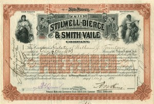 Stilwell-Bierce & Smith-Vaile Company - SOLD