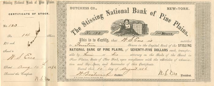 Stissing National Bank of Pine Plains