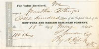New York and Harlem Rail-Road Company