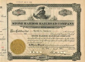 Stone Harbor Railroad Company