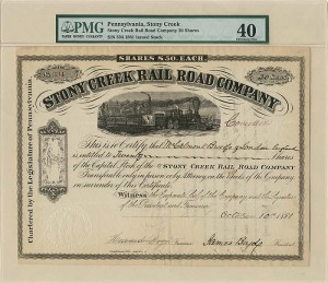 Stony Creek Rail Road Company
