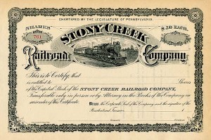 Stony Creek Railroad Company