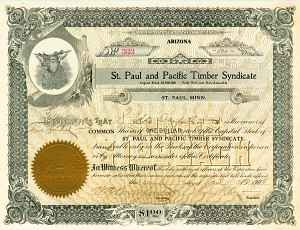 St. Paul & Pacific Timber Syndicate