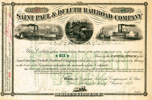 Saint Paul & Duluth Railroad Company