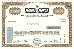 Strauss Stores Corporation