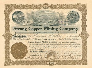 Strong Copper Mining Company