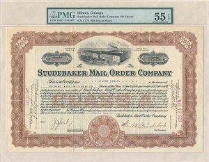 Studebaker Mail Order Company