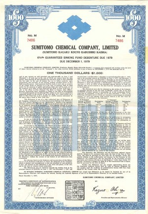 Sumitomo Chemical Company, Limited