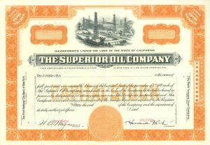 Superior Oil Company - SOLD