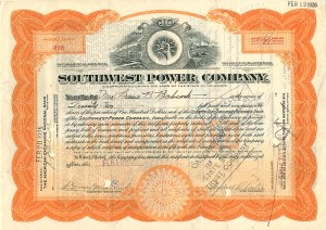 Southwest Power Company