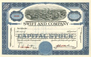 Swift and Company - SOLD