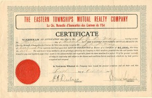 Eastern Townships Mutual Realty Company