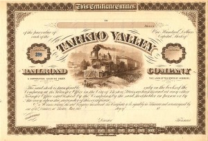 Tarkio Valley Railroad Company