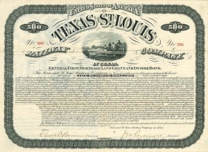 Texas and St. Louis Railway Company