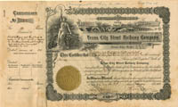 Texas City Street Railway Company