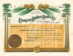 Thompson Brothers Lumber Company