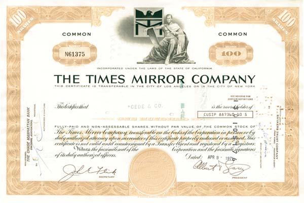 Times Mirror Company