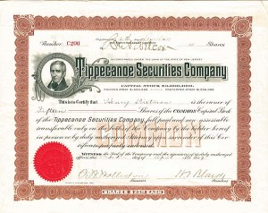 Tippecanoe Securities Company