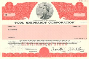 Todd Shipyards Corporation