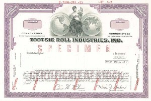Tootsie Roll Industries, Inc. - SOLD
