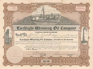 Torchlight-Wyoming Oil Company