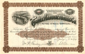 Towle Manufacturing Co.