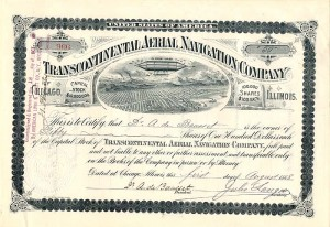 Transcontinental Aerial Navigation Company