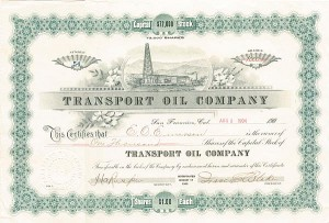Transport Oil Company