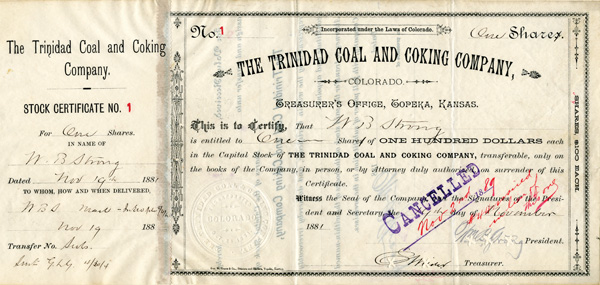 Trinidad Coal and Coking Company