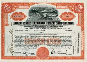 United States Electric Power Corporation