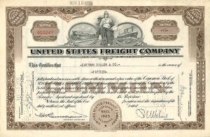 United States Freight Company