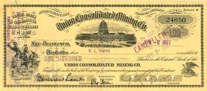 Union Consolidated Mining Co.