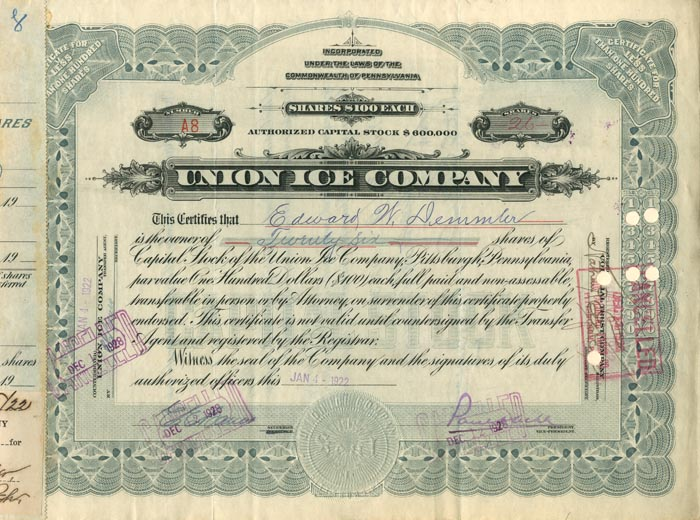 Union Ice Company