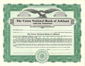 Union National Bank of Ashland