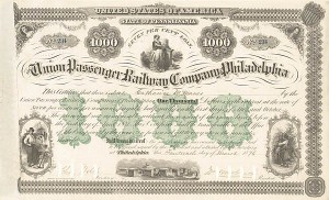 Union Passenger Railway Company of Philadelphia