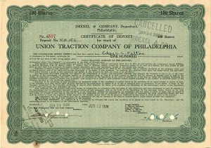 Union Traction Company of Philadelphia