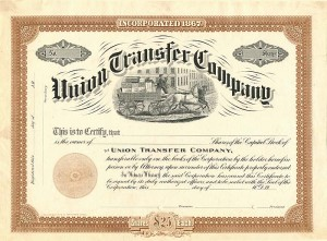 Union Transfer Company