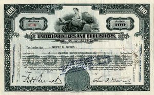 United Printers and Publishers Incorporated