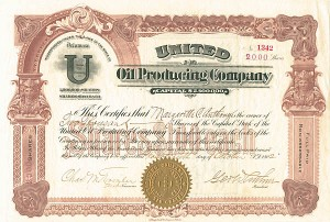 United Oil Producing Co