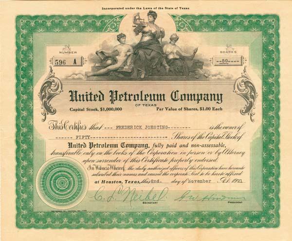 United Petroleum Company
