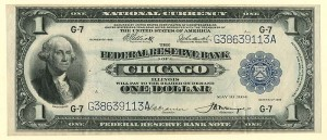 Federal Reserve Note - SOLD