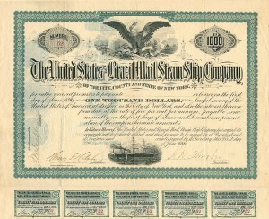 United States and Brazil Mail Steam Ship Company